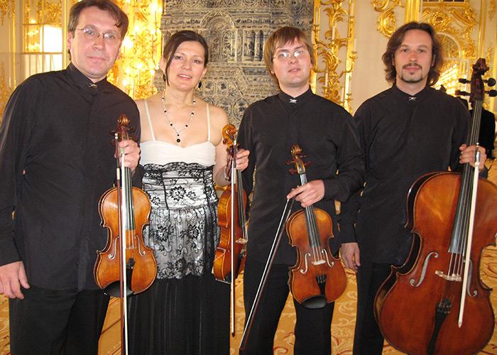 Quatuor Filarmonica de Novosibirsk
